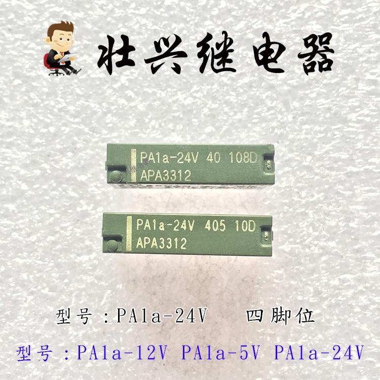 Relé de PA1a-24V 5A 4PIN DC24V