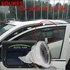 Ventilateur de refroidissement à Air solaire pour voiture pour Peugeot 307 206 308 407 207 2008 3008 508 406 208 Mazda 3 6 2 CX-5 CX5