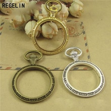 REGELIN High Qualtity  Vintage Watches base Jewelry Spacers Inner 30 mm fit diy Jewelry Making
