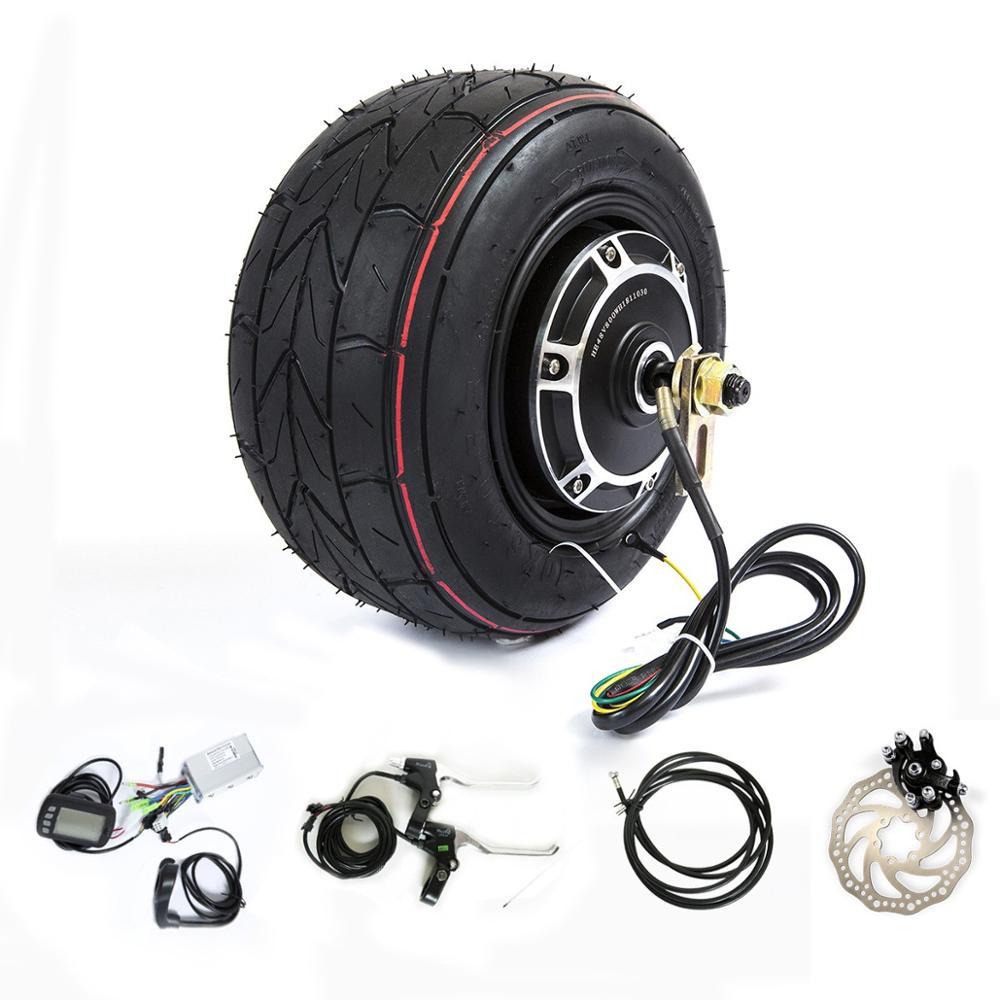 Piezas bonitas para patinete eléctrico, Kit de conversión de bicicleta Popular, 10...