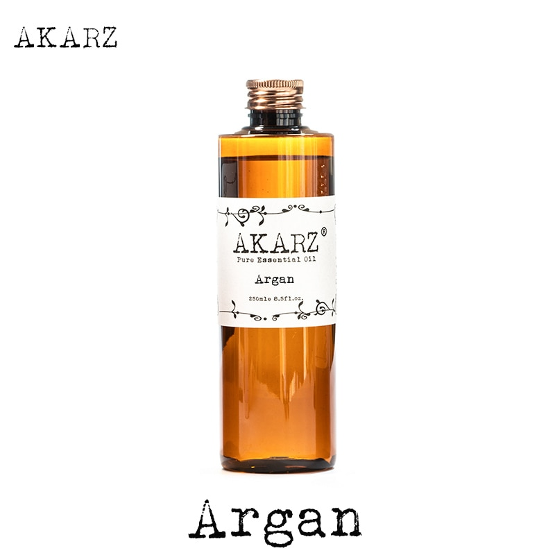 AliExpress - AKARZ Famous brand natural Argan Morocco nut oil essential oil natural aromatherapy highcapacity skin body care massage spa