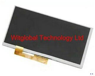 "164* 97mm 30 pin New LCD display 7"" DIGMA Optima 7017N 3G TS7177MG FPC-PBTB070H004-A0 TFT LCD Screen Panel Lens Module Glass"
