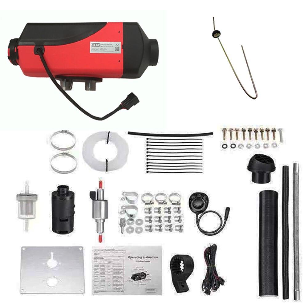 CALT Diesel Air Heater 2000 watts 12 / 24 Volts 2KW Car Air Conditioner Parking Heater enlarge