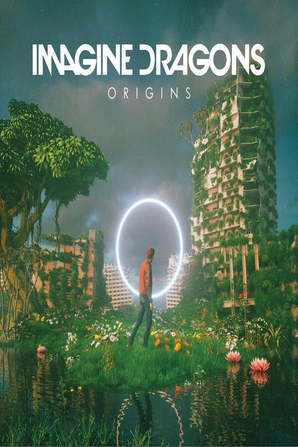 Q1904 pósteres e impresiones Hot Imagine Dragons Origins 2018 Pop Rock Music Cover Póster Artístico de lienzo pintura decoración del hogar