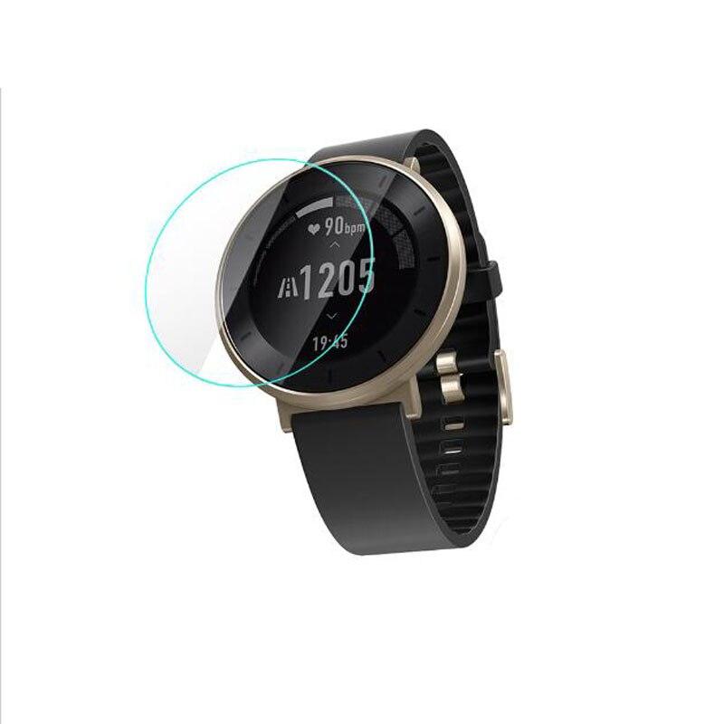 מזג זכוכית מגן סרט HD ברור משמר עבור Huawei Fit כבוד שעון S1 ספורט Smartwatch מסך משוריינת מגן כיסוי