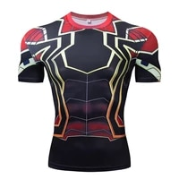 funny man t shirts men compression t shirts fitness superhero man t shirts bodybuilding top hot sale gym rashguard brand