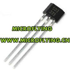 10 pces ah3503 hall efeito sensor nova boa qualidade