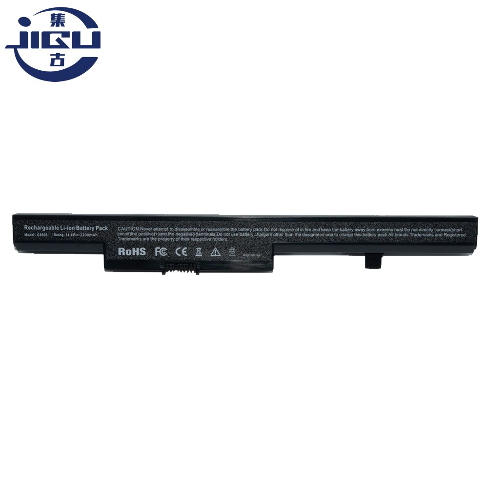 JIGU 4 celdas de batería del ordenador portátil para Lenovo M4400 M4450 G550S L12S4E55 L12M4E55 45N1183 45N1182 45N1186 45N1187