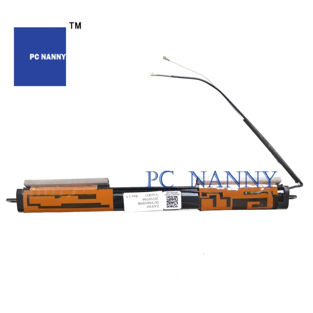 PCNANNY para DELL 14 5445 5447 5448 wifi antena inalámbrica Cable 02GVCT...