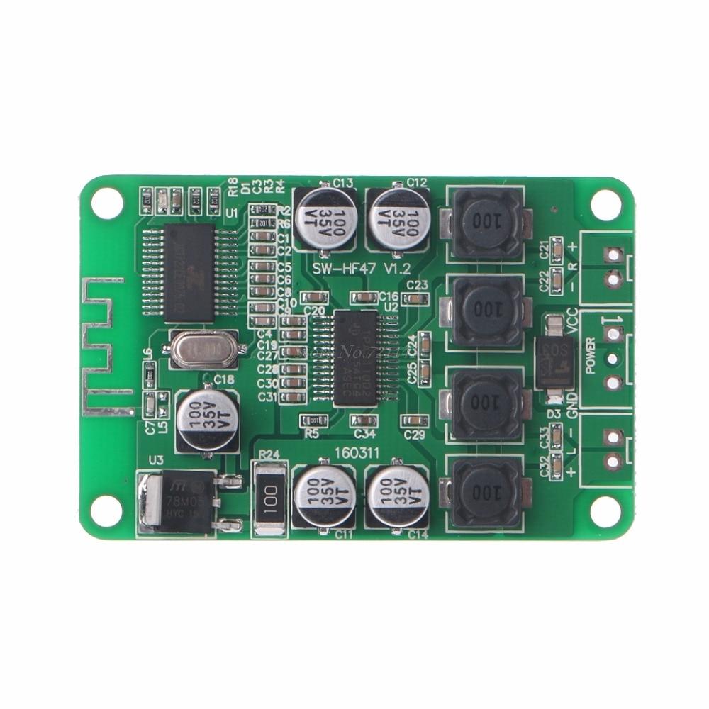 TPA3110 2X15W Digital Stereo Bluetooth Audio Power Verstärker Bord Für Bluetooth Lautsprecher Verstärker Bord Dropship