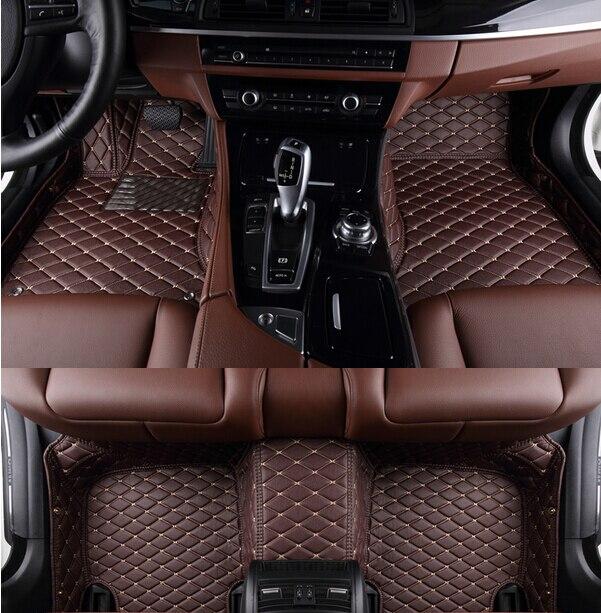 Хорошее качество и бесплатная доставка! Специальные коврики для Lexus LX 570 5 мест 2018-2010 Нескользящие Автомобильные ковры для LX570 2017