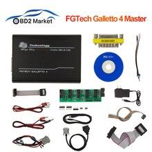 Fgtech Galletto 4 Master V54 FG Tech ECU Programmer Unlock Version FGTech BS Add BDM Function OBD2 KCAN ecu Chip Tuning tool
