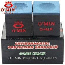 2Pcs High Quality Snooker Billiard Chalks Pool Cue Stick Chalk Oily Dry Billiard No-slip Chalk Indoor Sport Accessories