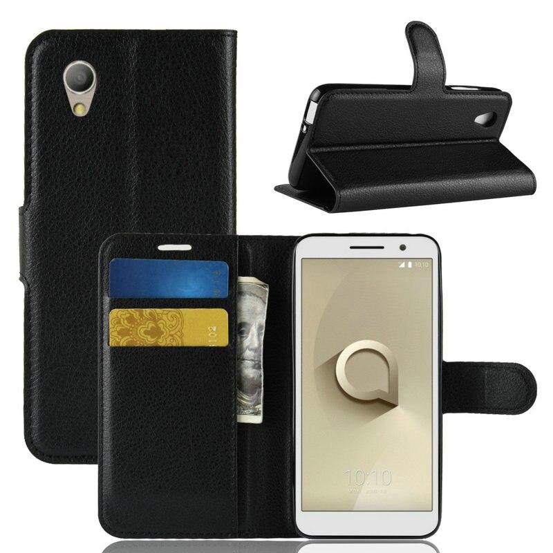 Funda monedero para Vodafone Smart E9 VFD-527 VFD-528, funda de teléfono para Vodafone Smart E9 VFD-527 VFD-528, Funda de cuero con tapa VFD-529