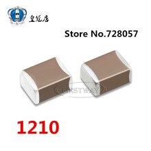 Condensateurs céramique cms   1210 47UF 476K 16V X7R 30 pièces/lot, livraison gratuite