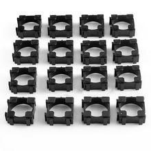 GTF 100 pièces 18650 support de batterie support de batterie cylindrique 18650 cellule li-ion