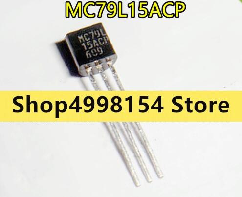 100% nuevo y Original MC79L15ACP MC79L15ACPG 79L15