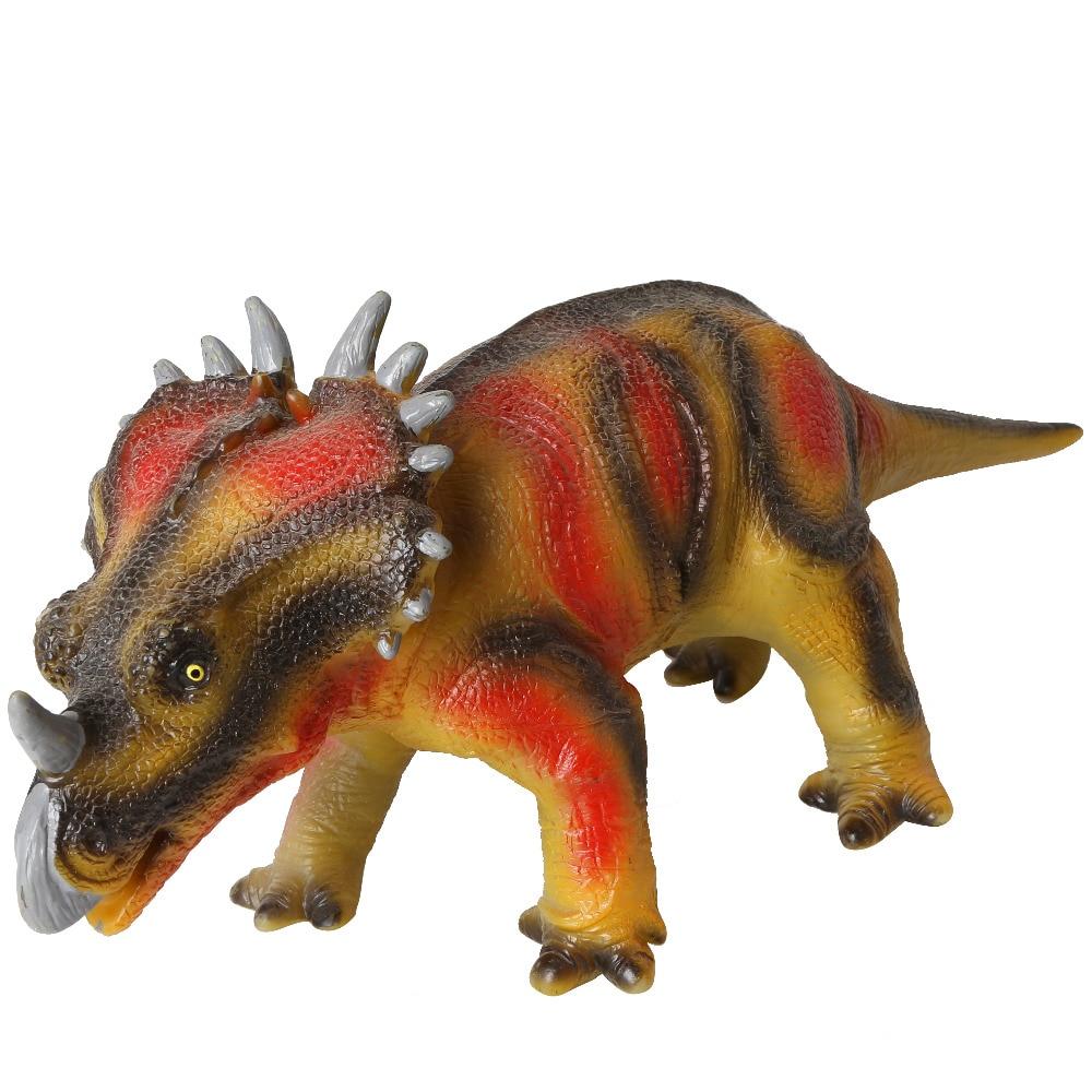 54 CM juguetes educativos de dinosaurio modelo figuras de acción juguete con vinilo realista plástico dinosaurio Spinosaurus juguetes para niños (1686)