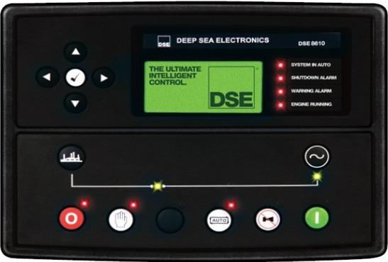 Controlador generador original DSE8610