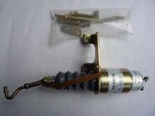 Fuel Shutdown Solenoid Valve 9883038 / 1751-24RU1B2S1 / SA-3800-24 for Bosch RSV 1751-24 solenoid right mounted