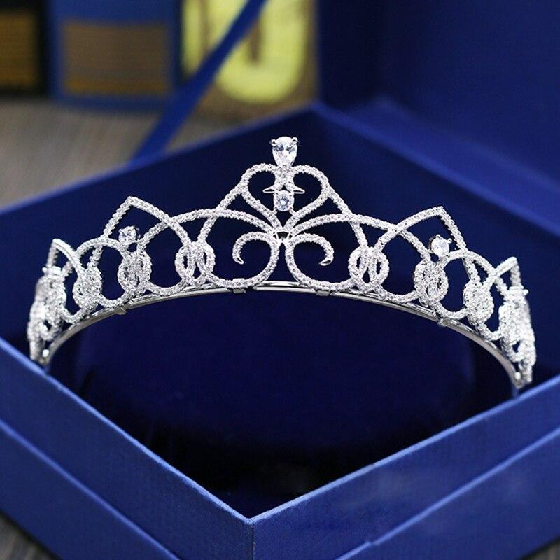 Accesorios De boda De corazón brillante para mujer, accesorios De lujo De...