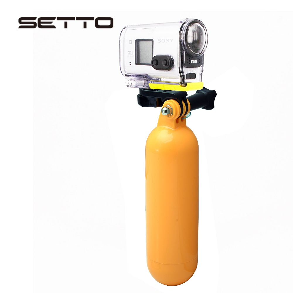 Спортивная камера Floaty плавающая рукоятка с ручкой крепление аксессуар + ремешок для экшн-камеры Sony HDR AS20 AS15 AS100V AS30V AZ1