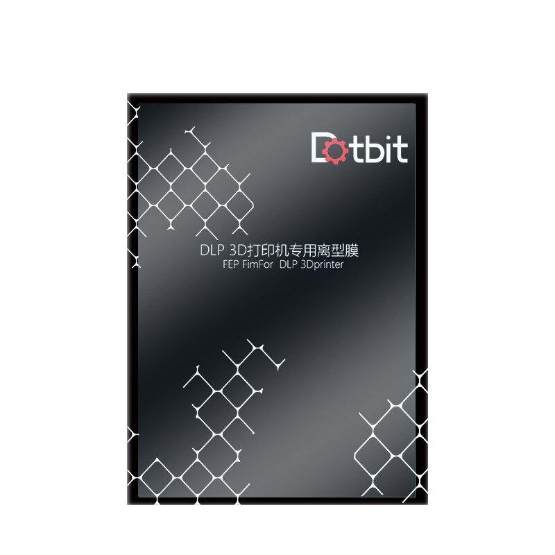5 uds UV FEP película 140*200, 0,15-0,2mm resina SLA ANYCUBIC fotón duplicador SPARKMAKER nova3d DLP 5,5 pulgadas LCD 3D piezas de la impresora