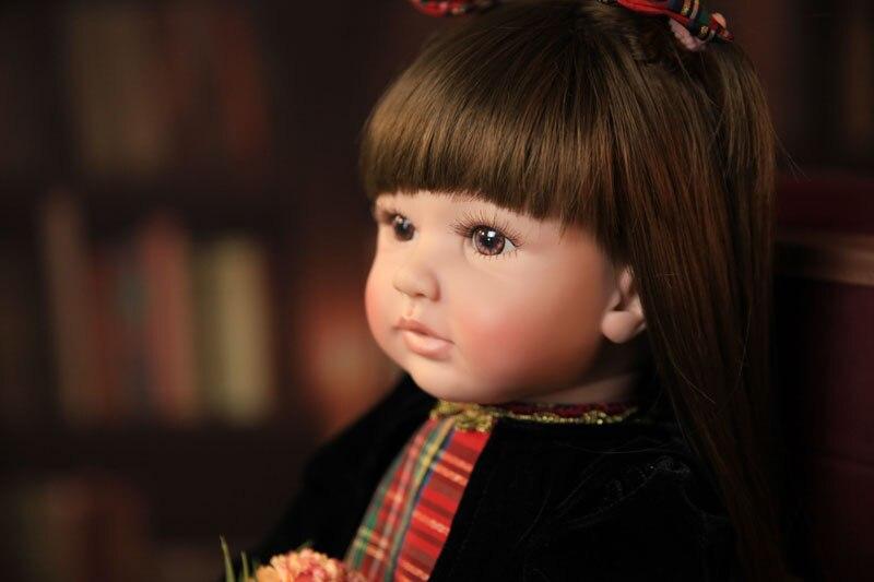 Silicone Reborn Toddler Toy 24