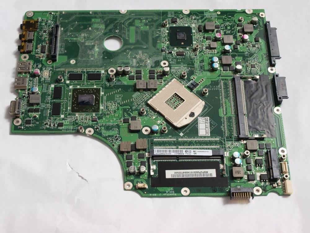 MBPUN06001 für Acer Aspire 7745G Laptop motherboard DA0ZYBMB8E0 ZYB 2 Memory Slot tesk ok