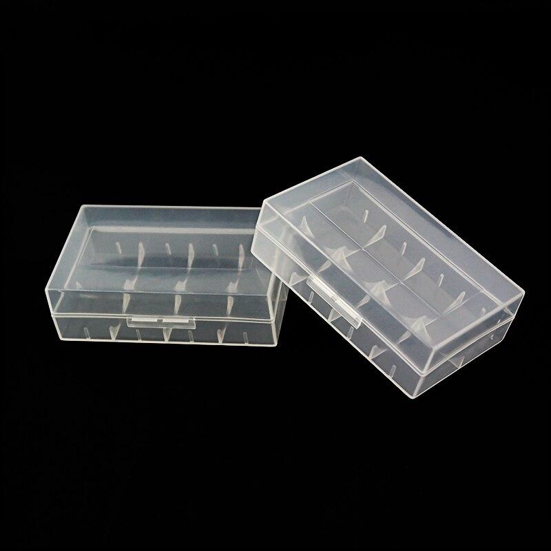 3 uds gran venta Vbatty 20700 21700 batería dual caja de plástico portátil para 21700 caja de almacenamiento de batería caja de soporte para 20700