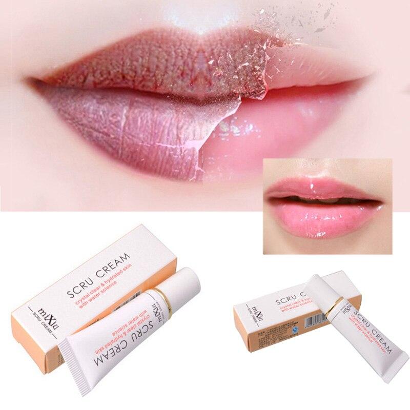 Propolis Lip Exfoliating Moisturizer Repair Lip Plumper Dead Skin Gel of Men and Women Full Lip Nursing Scrubs