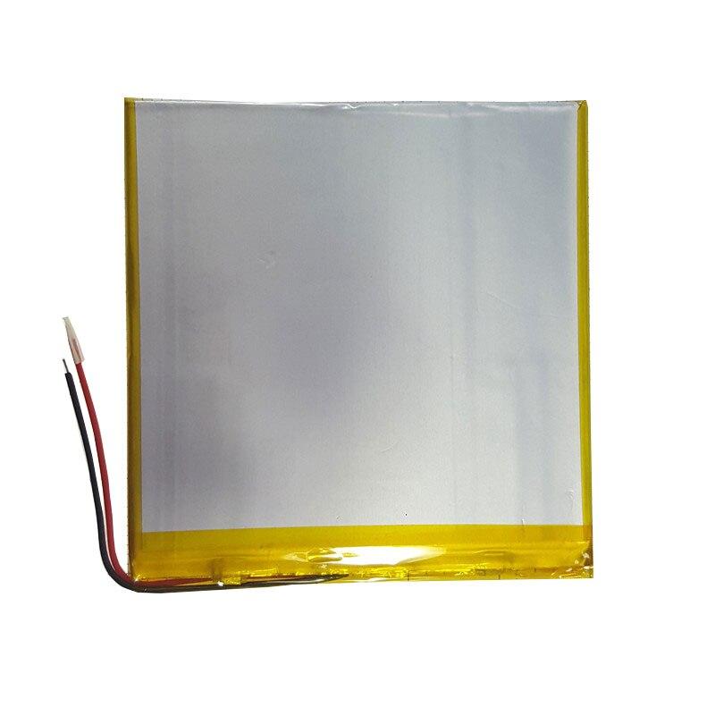 Tablet Batterij 3.7 v 6000 mAh Lithium Polymeer Batterij voor Digma Plane E8.1 3G