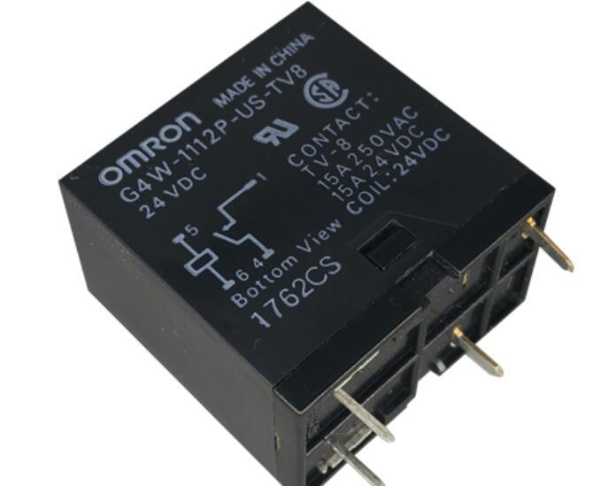 حقيقية جديدة الأصلي التبديلات أومرون G4W-1112P-US-TV8 24VDC 12vdc 5VDC