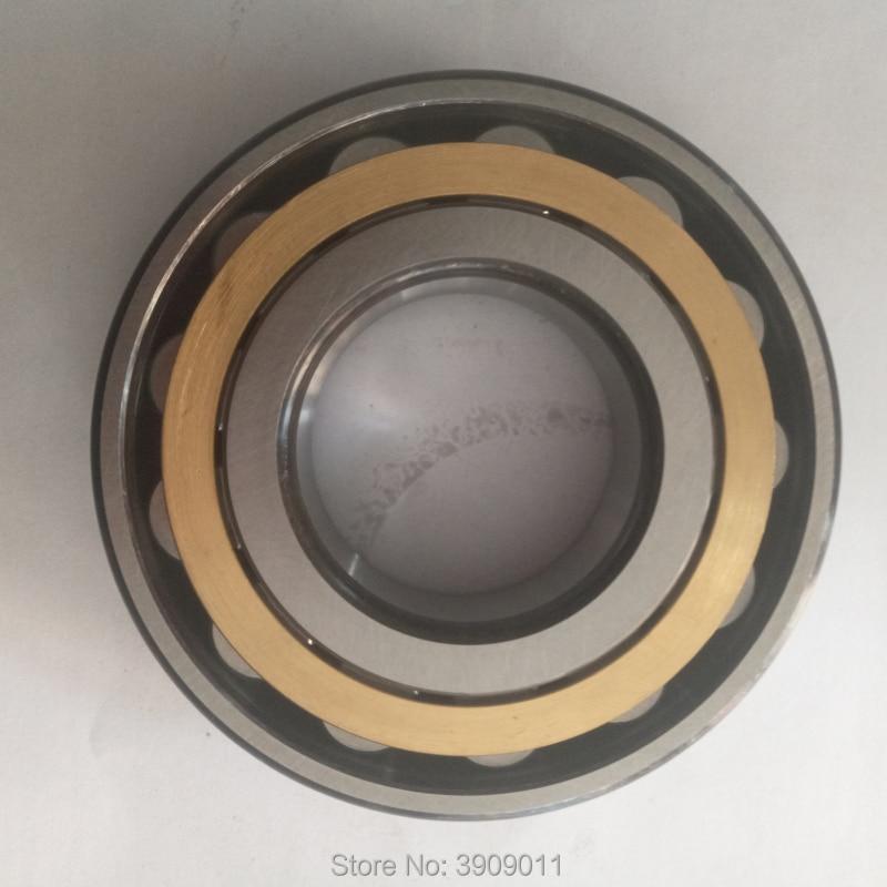SHLNZB تحمل 1 قطعة N216 N216E N216M N216EM N216ECM C3 80*140*26 مللي متر النحاس قفص أسطواني الأسطوانة محامل