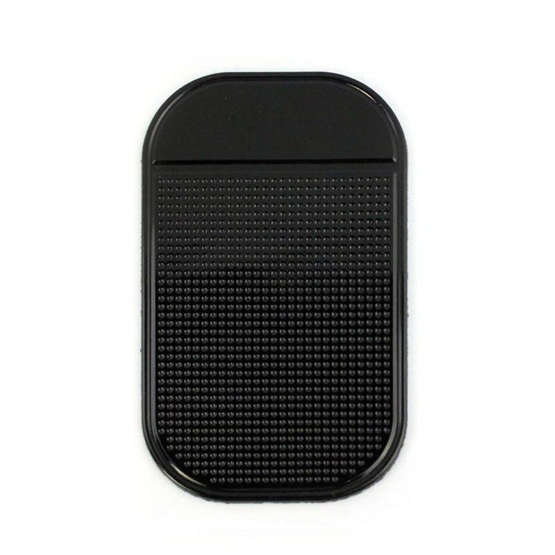 1PC de coche magia Anti-antideslizante coche pastillas adhesivas Interior no-soporte de alfombrilla antideslizante para GPS Accesorios para teléfono móvil envío gratis