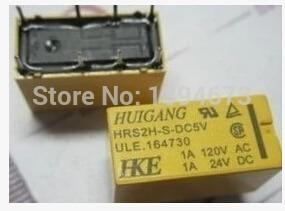 Caliente nuevo relé de HRS2H-S-DC5V HRS2H-S HRS2H DC5V 5VDC HKE DIP8