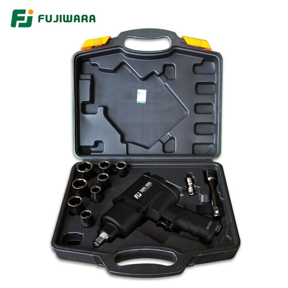 "FUJIWARA aire neumática llave 1/2 ""1280N.M impacto llave alto par manga neumática herramientas neumáticas"