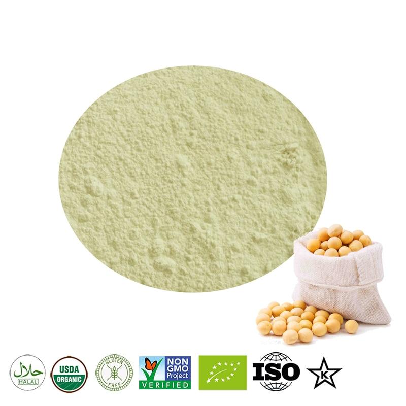 100% Natural Soybean lecithin