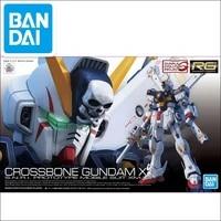 original gundam rg 1144 model cross bone gundam x1 freedom unchained mobile suit assemble model action figures