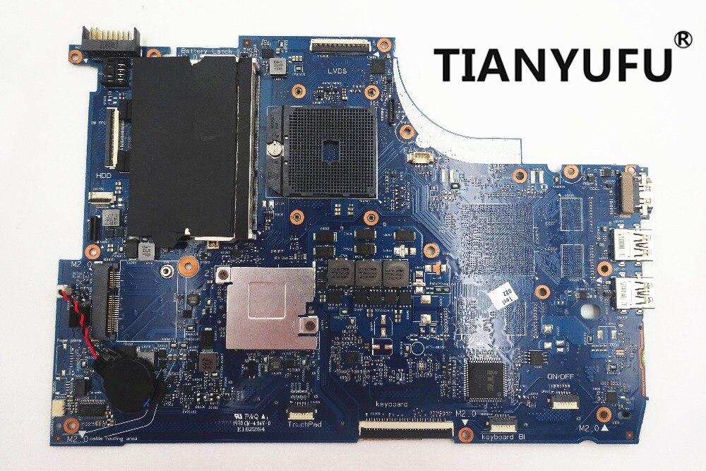 Envío Gratis 760042-001 760042-501 ENVY M6 placa base para HP ENVY M6-N010DX M6 M6-N placa base portátil probada 100% el trabajo
