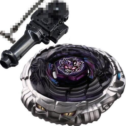 Mejor cumpleaños Spinning Top némesis de Metal furia 4D BB-122 leyendas Hyperblade juguete juego de iniciador para b-daman peonza jugu