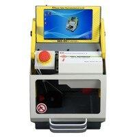Original SEC E9 Smart Duplicate Full Automatic Key Cutting Machine Tablet PC SEC-E9 with Mutli languages Version Locksmith Tool