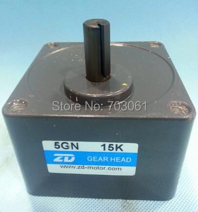 مخفض محرك علبة التروس ، 3 مجموعات ، Micro AC ، نسبة رأس التروس 7.5:1 ، سرعة الإخراج 180 rpm ، الشحن إلى قوانغتشو ، الصين