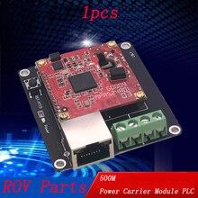 1pcs ROV Onderwater Voertuig DIY AUV Robot 500M Power Carrier Module PLC Ondersteuning HomePlug AV 500Mbps Elektrische PCB Board