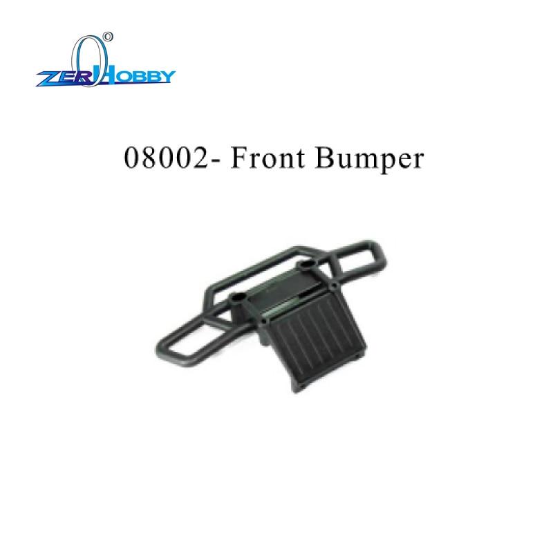 Accesorios de piezas de coche HSP RC 08002 parachoques delantero 08003 parachoques trasero de camión monstruo eléctrico a escala 1/10 94111 94111TOP
