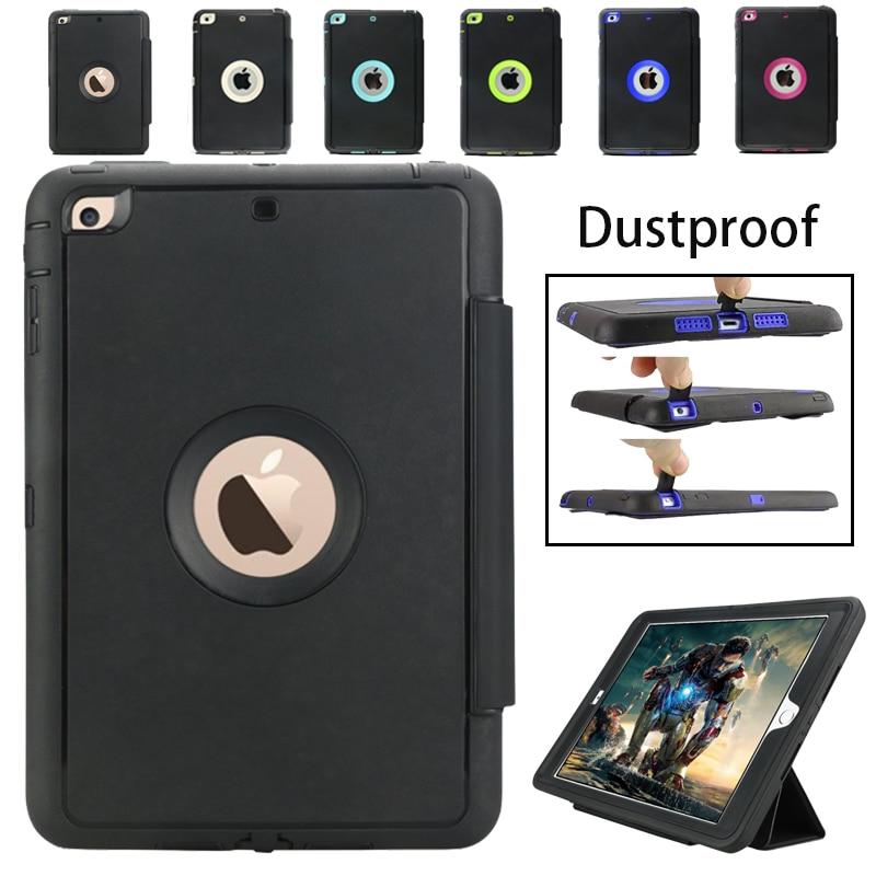 Luxury Retro Flip Book Genuine Leather Case For apple ipad mini 1 2 3  Magnetic Stand Smart Cover For iPad mini2 mini3  tablet