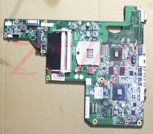 لوحة أم للكمبيوتر المحمول HP G62 HM55 DDR3 608340-001 شحن مجاني 100% اختبار موافق