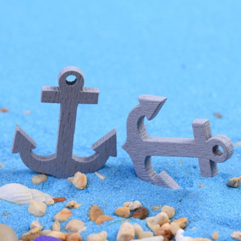 ZOCDOU ancre de bateau 1 pièce   Bateau de bateau, vapeur Navigation sur mer modèle petite Statue Figurine artisanat décoration de Figure, Miniatures décor bricolage