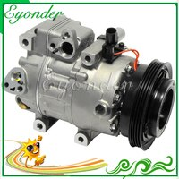 A/C AC Air Conditioning Compressor Cooling Pump for Hyundai ACCENT VERNA III MC 1.4 1.6 97701-1E001 97701-1E000 F500-CB5AA-10