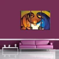 handmade oil painting on canvas modern 100 best art figurative oil painting